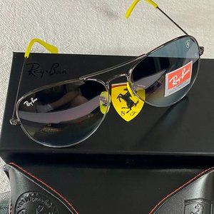 NWT RB Ferrari Joint 3026 Sunglasses 62mm